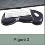Figure 2 Keyboard Tray