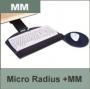 Micro Radius w/ Single Micro Mouse