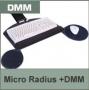 Micro Radius w/ Dual Micro Mouse