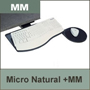 Micro Natural w/ Single Micro Mouse